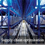 Optimising the supply chain