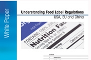 Understanding food label regulations