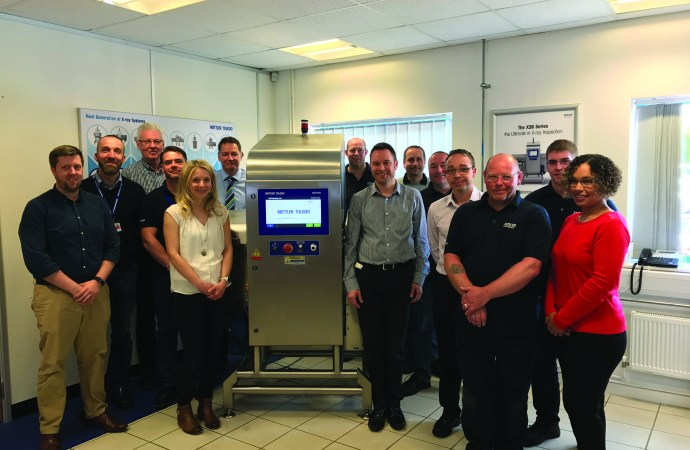 Safeline X-ray wins Queen's Award for innovation