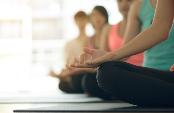 Waitrose offers yoga classes