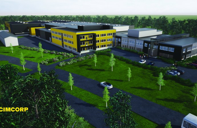 Production and office expansion in Finland