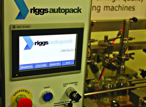 Servo control depositors and filling machines launch
