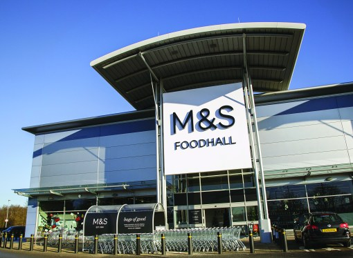 M&S to launch supermarket sized food stores