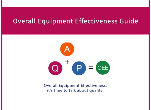 Free technical guide defines the importance and benefits of OEE