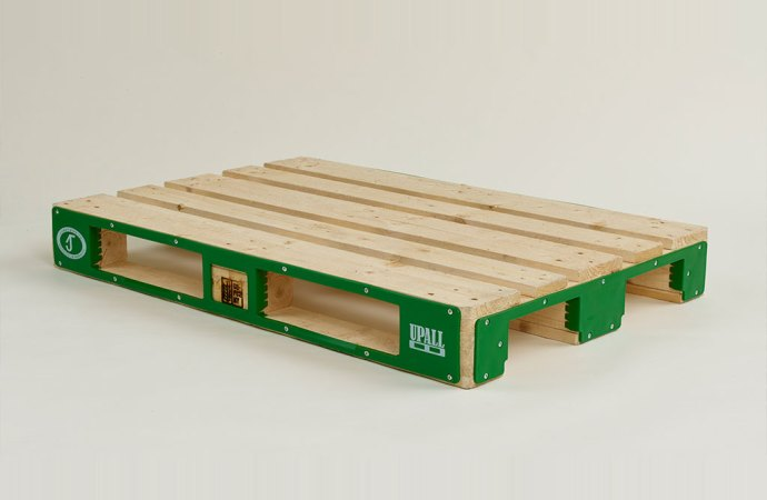 Protector launch boosts lifespan and environmental benefits of wooden pallets