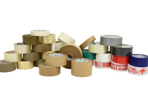 Kite Packaging's pioneering tape range