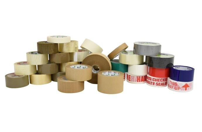 Kite Packaging's pioneering tape range