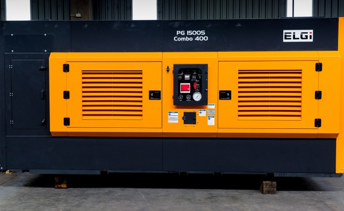Integrated Air Solutions showcases specialist compressor engineering at bauma CONEXPO AFRICA 2018