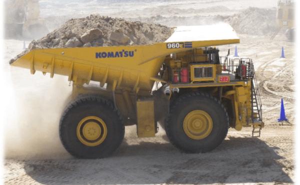 DT Hi-Load high performance dump truck bodies