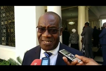 Minister Ng'andu: Zambia isn't looking to take over more mining companies