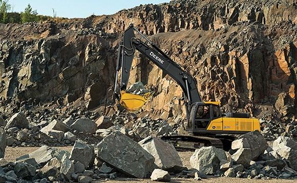 John Deere Expands Construction Brand in Africa