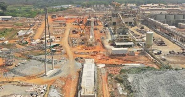 Ahafo North Project in Ghana approved for execution