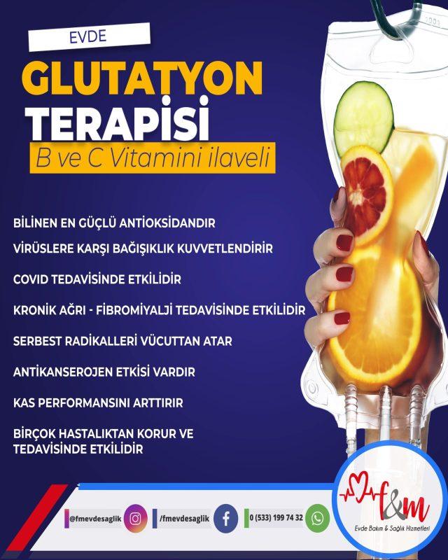 Evde Glutatyon Uygulaması