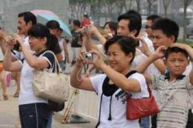Resultado de imagen para LOS CHINOS VIAJAN EN GRUPO