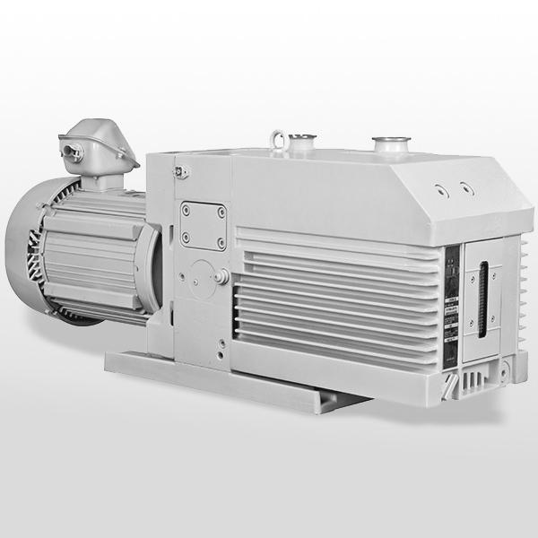 Leybold D65B Dual Stage Rotary Vane Vacuum Pump Used