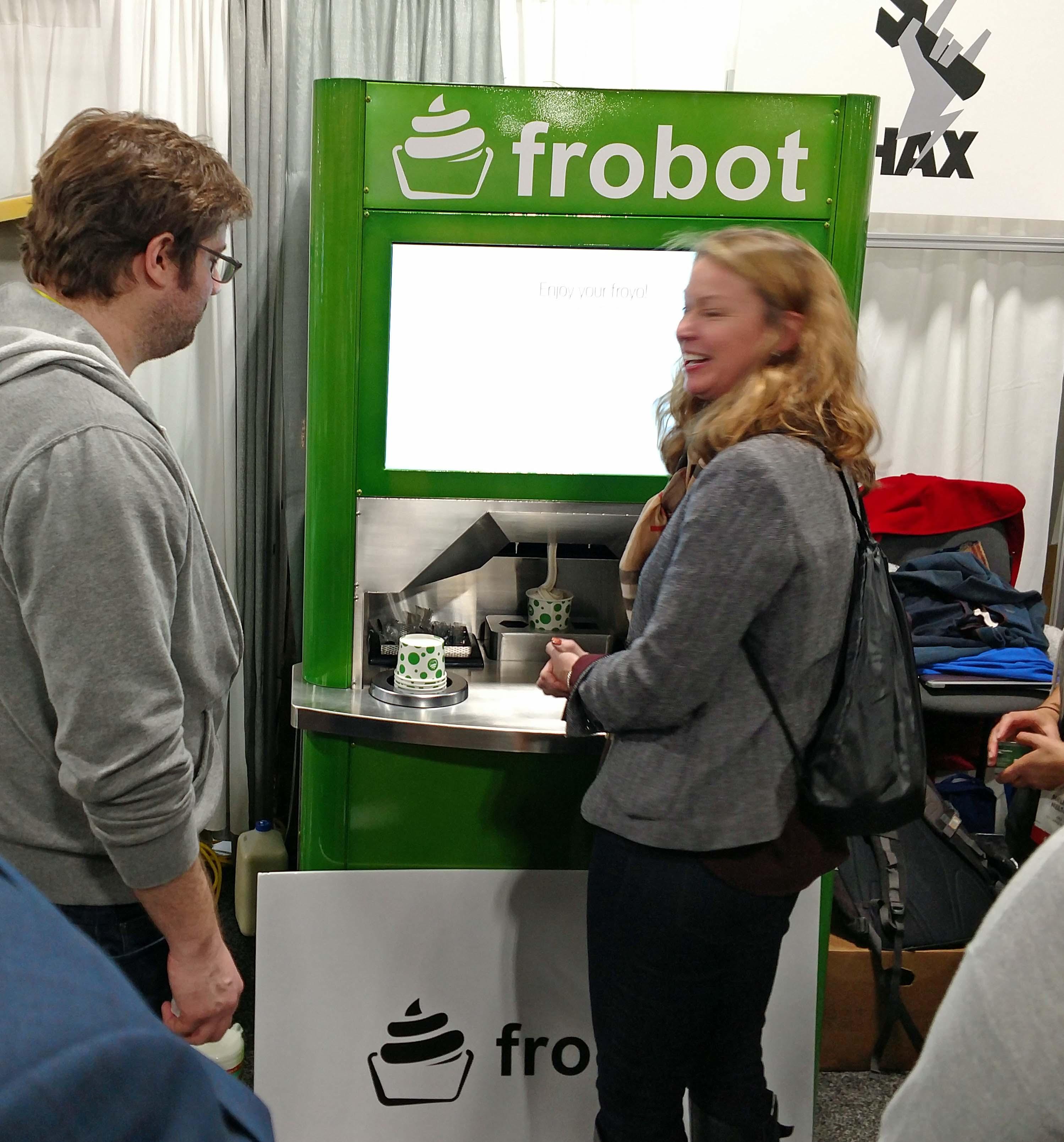 13FroBot