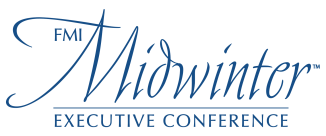 text: FMI Midwinter executive conference