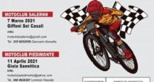 Locandina Campionato Regionale E-Bike Enduro 2021