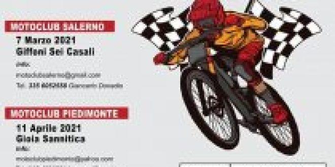 Confermata la Gara di E-Bike Enduro del 11 Aprile 2021