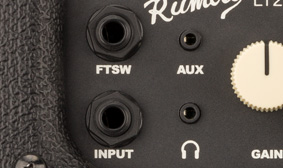STEREO INPUTS & OUTPUTS