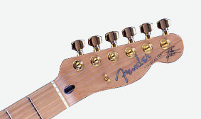 "LARGE ""C"" NECK PROFILE"