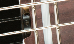 NEW TRUSS ROD ADJUSTMENT WHEEL