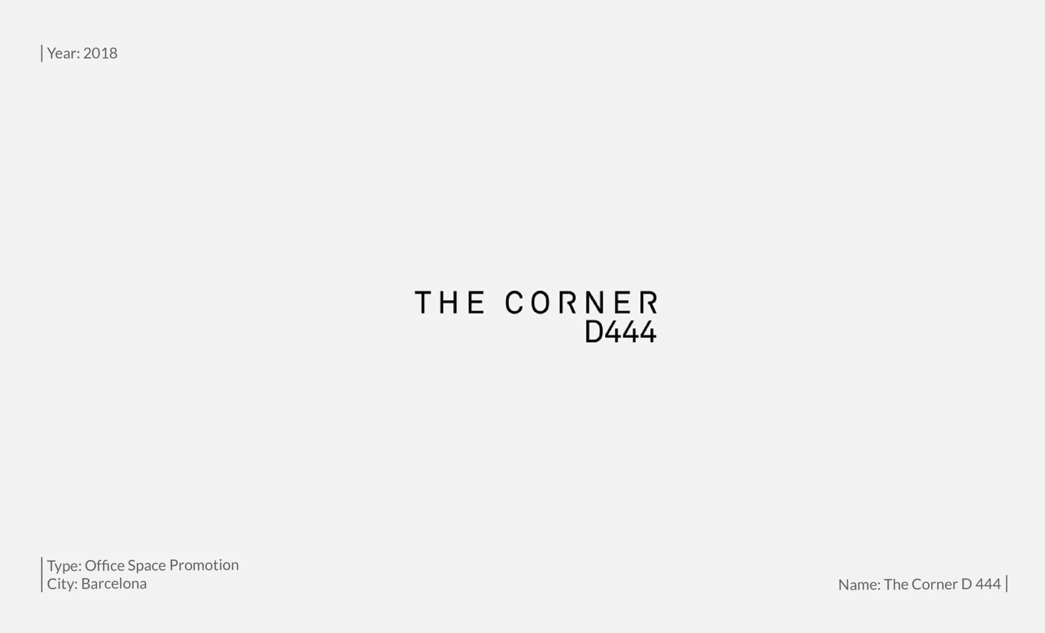 logos collecction the corner D444