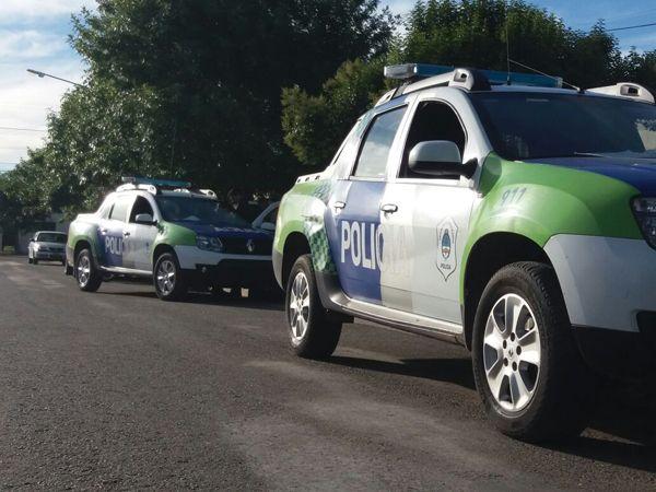Informe de la Policia comunal de Gral Villegas acerca del robo en la calle Juncal