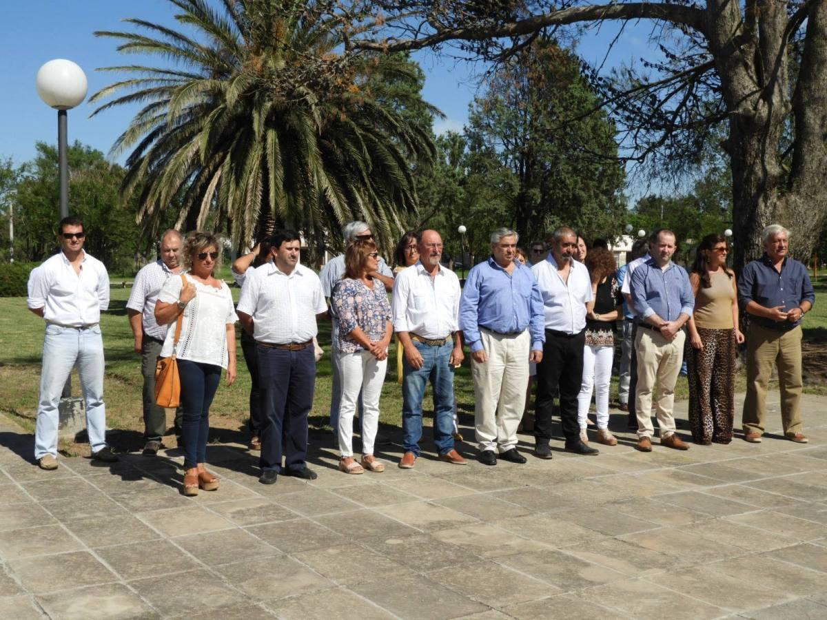 Santa Eleodora celebró un nuevo aniversario