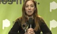Vidal se reúne con intendentes de Juntos por el Cambio