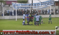 Resumen video|Final del Año, Santa Rita 3 (3) vs Sarmiento 1 (3) CAMPEON EL LOBO de PIEDRITAS