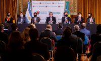 """Kicillof pedirá """"flexibilidad"""" para el Fondo de Infraestructura Municipal"""