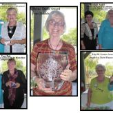 8th Annual Berne Davis Honorary Service Award Winner…Jean Shields, Garden Club of Cape Coral