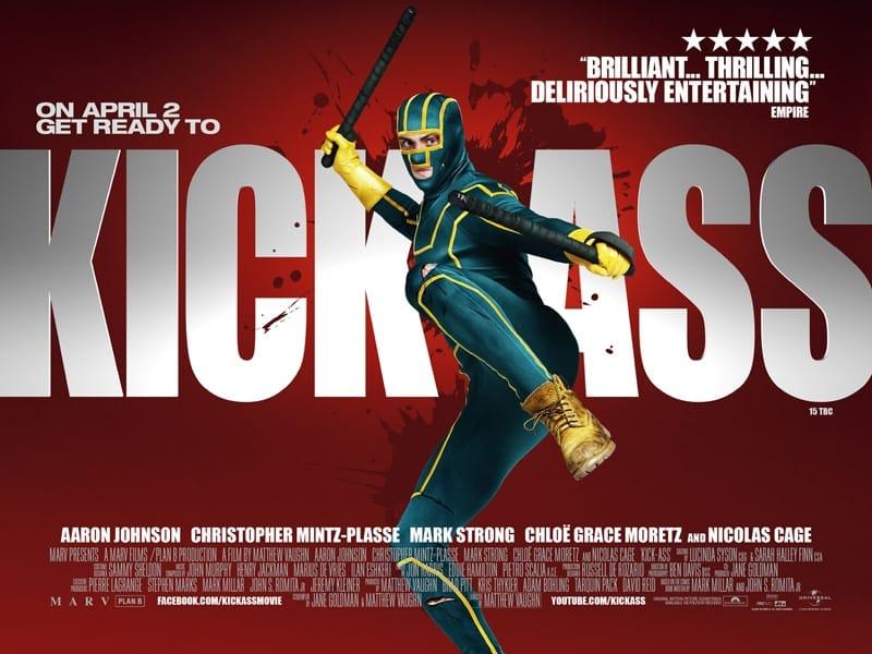 Kick ASS la pelicula