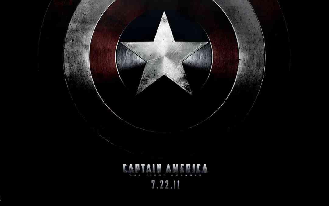 Capitan America el primer vengador