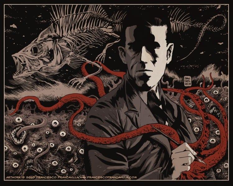 ¿Quien es Howard Phillips Lovecraft?