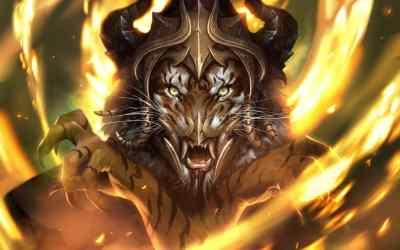 Jugando un Rakshasa en Dungeons and Dragons