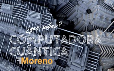 computadora cuántica, un camino al futuro
