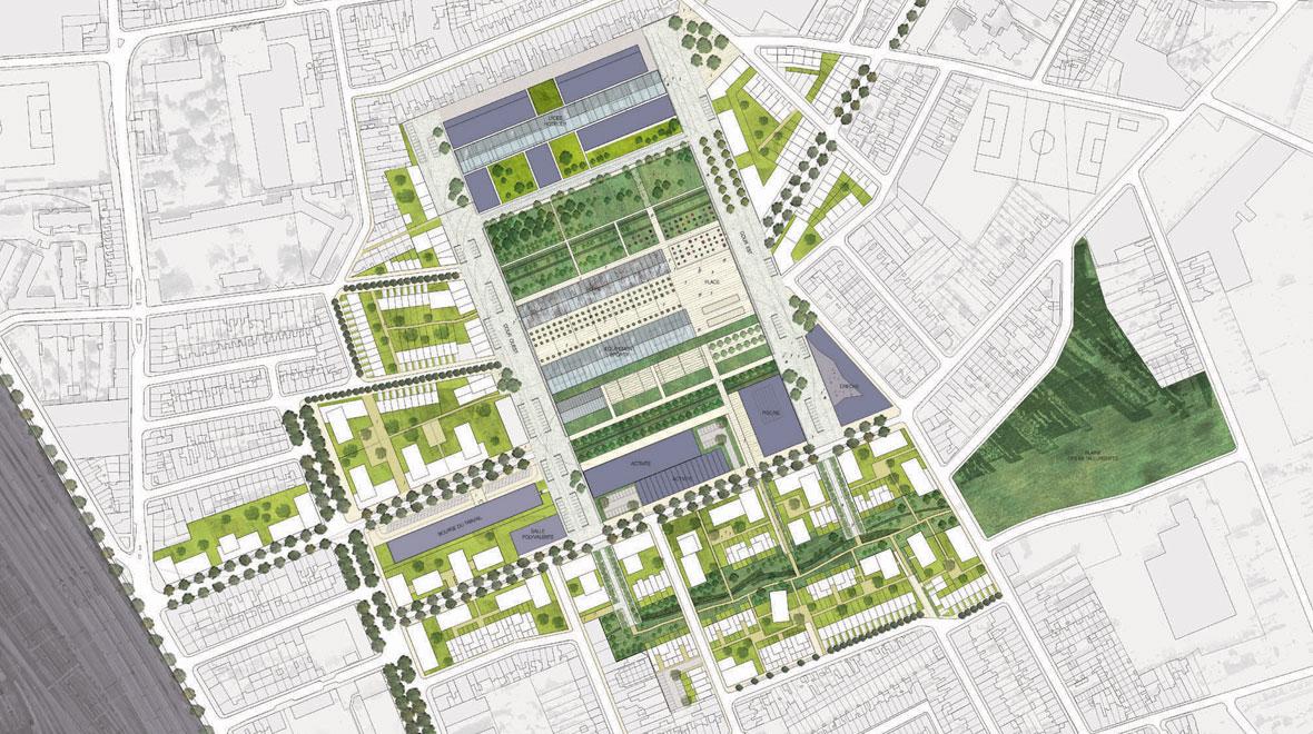 Architecte Paysagiste Lille Amnagement Paysager Collge