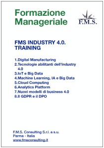 FMS INDUSTRY 4.0 TRAINING