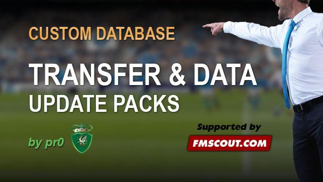 FM14 Transfer & Data Update Packs by pr0