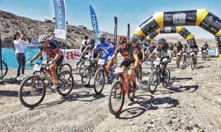 Juan Pablo Pereyra 4to lugar primera etapa en Chile