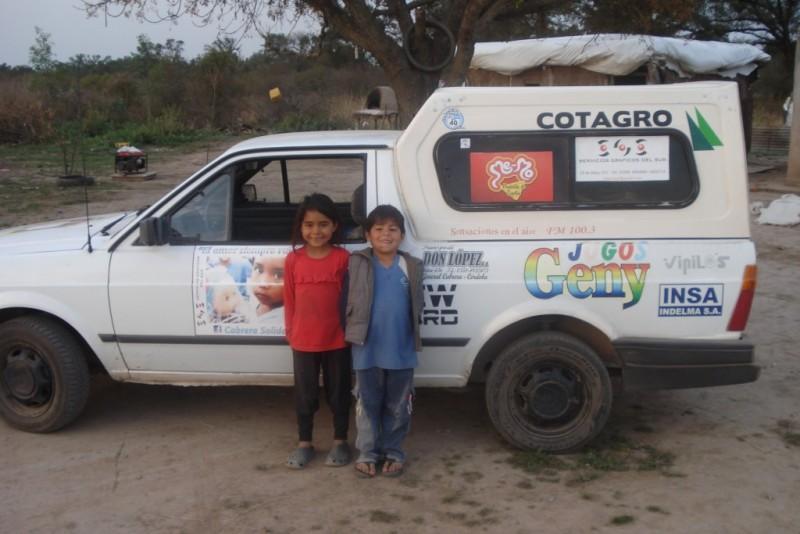 Próximo viaje de Cabrera Solidaria