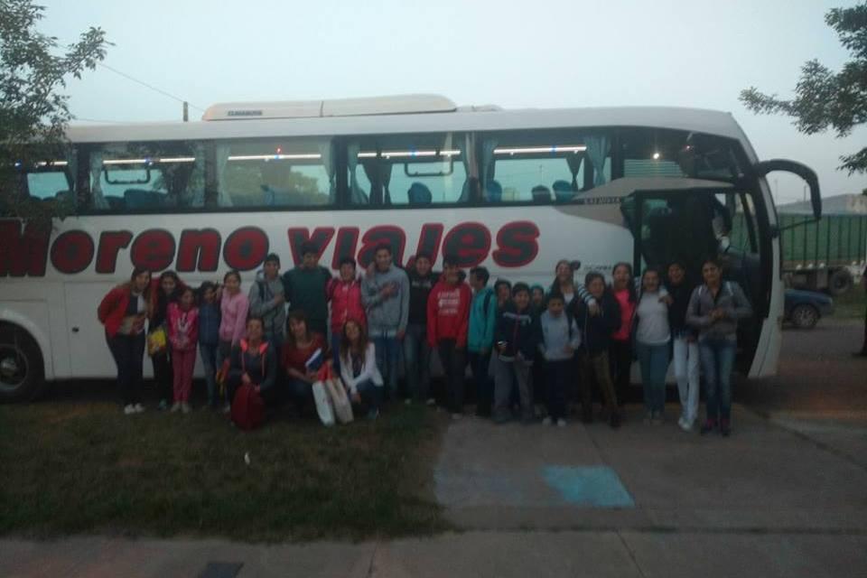 Viaje educativo de la Escuela Especial a Córdoba