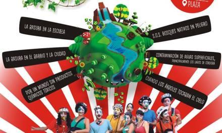 José María Paz realizará muestra «El ambiente – Nuestro Lugar»