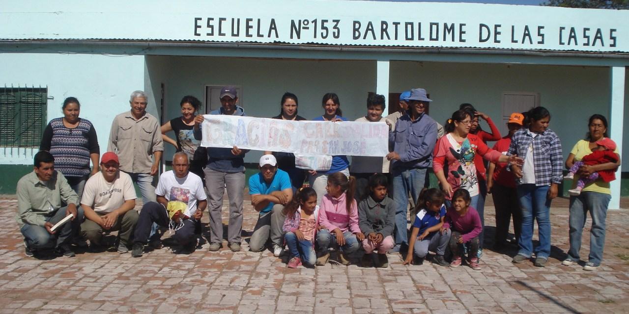 Cabrera Solidaria haciendo patria