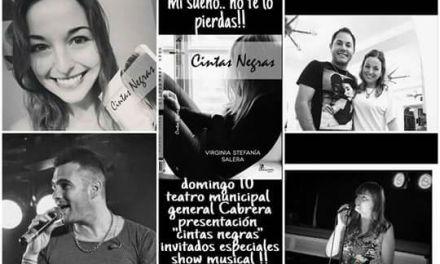 «Cintas Negras» se presenta en General Cabrera