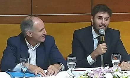 General Deheza | Firma de convenios por 40 millones del ENOHSA con municipalidad y cooperativa eléctrica de General Deheza