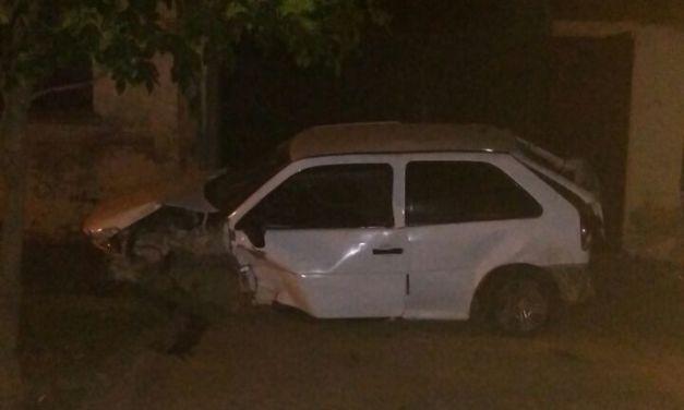 Cabrera. Accidente en solitario