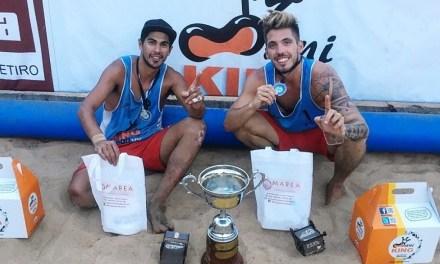 Tuninetti-Arballo, consagrados el 22° Copa David Fuentes